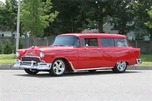 1955 chevrolet handyman custom station wagon 154784