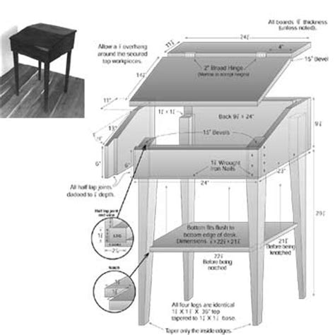 woodwork woodworking plans stand up desk pdf plans