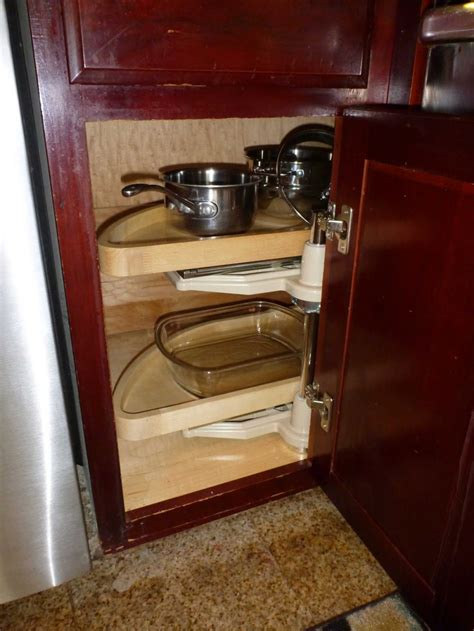 blind cabinet pull out great blind corner cabinet pull out the clayton design