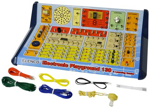 electronic circuits 1 130 in 1 electronics learning lab ep130