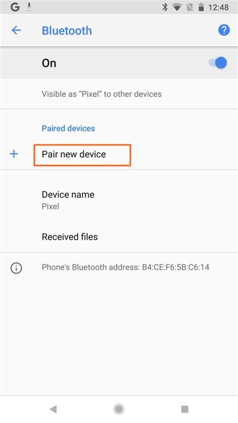 bluetooth settings android what s new in android 8 1 update