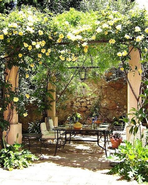 best 25 mediterranean garden ideas on