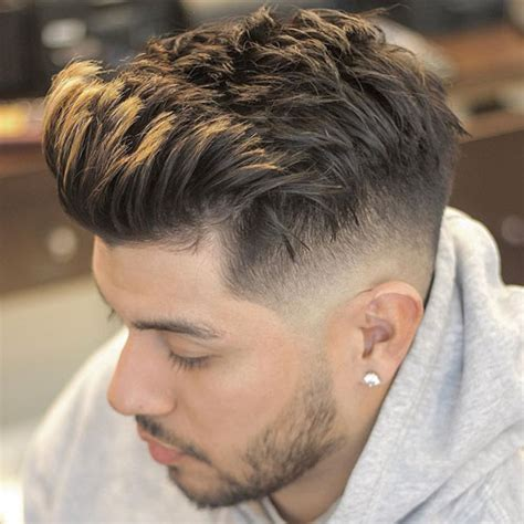 spiked hair in back longer in front spiky hair and haircuts 2018