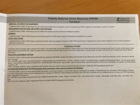fidelity home warranty plan ripoff report fidelity national home warranty complaint review nationwide