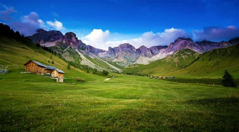 Indahnya Gan Gambar Foto indahnya gambar pemandangan alam pegunungan dan sawah