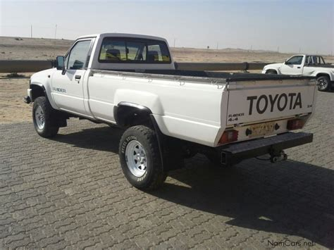 Toyota 4x4 For Sale Used Toyota Hilux 2 4 4x4 1995 Hilux 2 4 4x4 For Sale