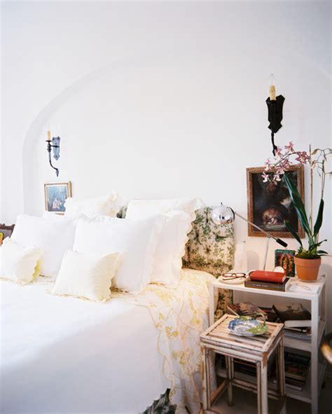 Bohemian Bedroom Decor Floral Headboard Photos Design Ideas Remodel And Decor
