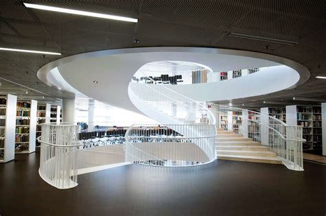 Helsinki University Main Library by Anttinen Oiva Architects09
