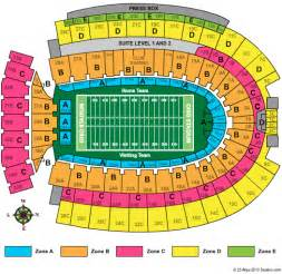Ohio State Stadium Map by Interactive Ohio Stadium Seating Chart Submited Images