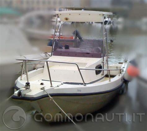 barca cabinata barca cabinata modello seagull 600 1fb honda 75 cv