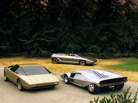 Lamborghini Bravo by Lamborghini Bravo 1974 Car Design News