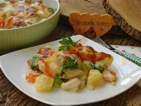 yemek tarifi brokoli makarna sosu 28 fırında beşamel soslu tavuklu brokoli tarifi nasıl