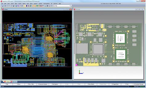 mask layout design software 3d layout pcb design solution mentor graphics
