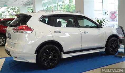 nissan malaysia nissan xtrail malaysia autos post