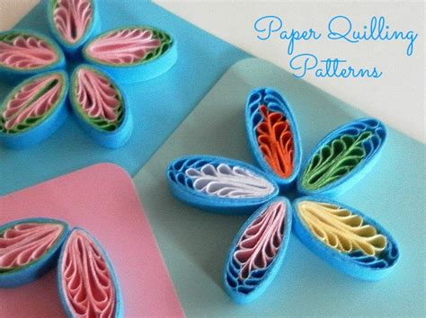 How To Make A Paper Quilling Designs - tutorial for quilling comb flowers paper quilling tutorials