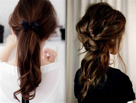 easy effective hairstyles for school coiffure ado fille id 233 es de coiffure simple et rapide