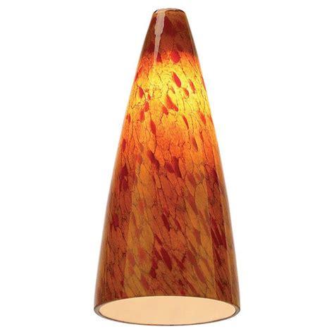 sea glass l shade sea gull lighting ambiance fuego pendant glass shade 94229