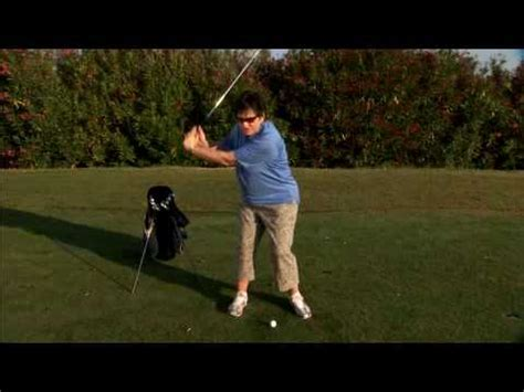 correct swing path golf golf swing path drill how to reinforce a proper swing