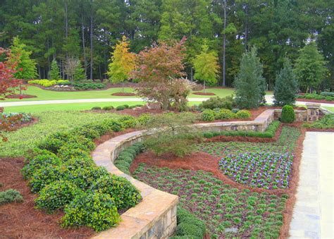 landscape architecture traditional landscape atlanta
