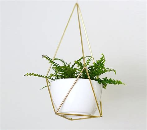 Hanging Planter by Shower Your Home With Greenery With These 20 Diy Hanging