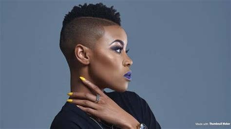black mzansi african celebrities hairstyles top 5 mzansi celebs who look better with short hair hd