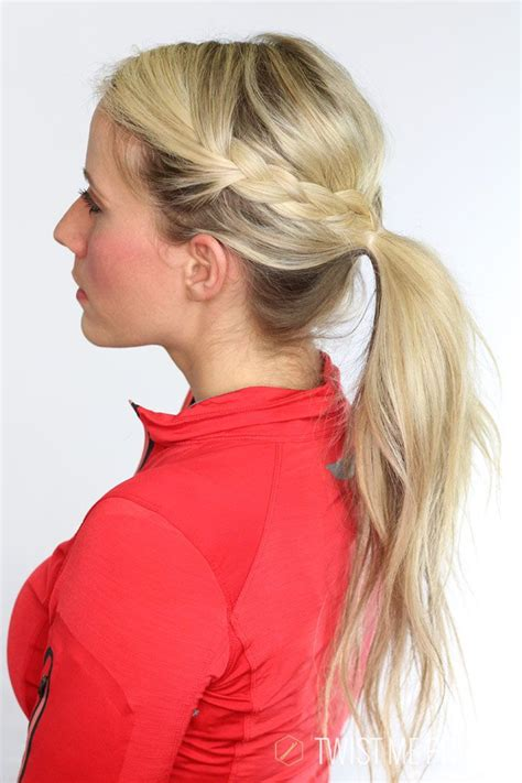 short hair styles for gym workouts 25 best ideas about post workout hair on pinterest