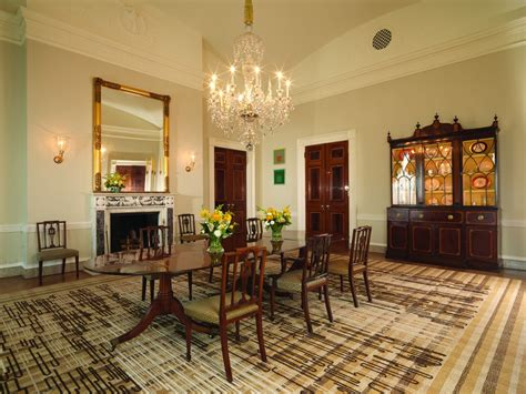 how many people work in the white house the family dining room 2015 looking southeast white house historical association