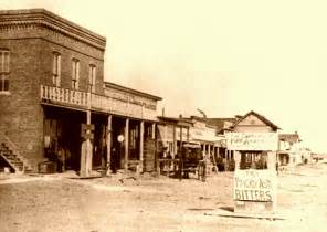 Why Was The Town Named Dodge City The Complete List Of West Lawmen Last Name Begins