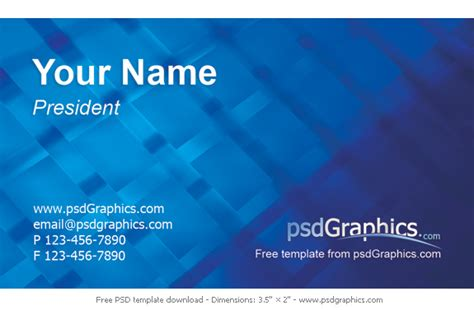 business card background templates psd modern business card psdgraphics
