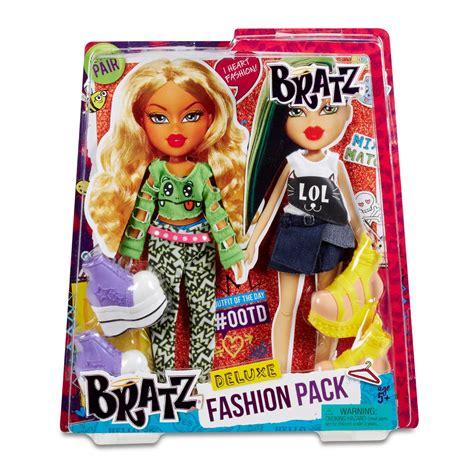 bratz deluxe fashion pack assortment 163 6 50 hamleys for