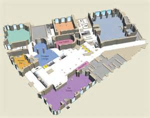 Trafford Centre Floor Plan by The Midland Manchester Conference And Meeting Room Floor