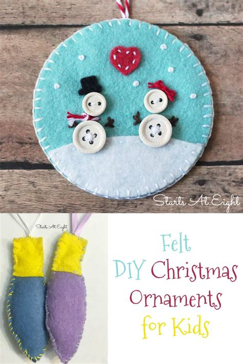 how to make jolly and beautiful felt tree ornaments 362 best images about a jolly on