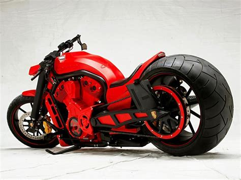 custom porsche ct motorcycles
