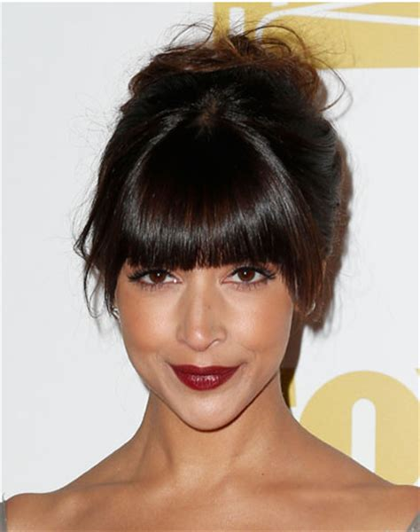 french twisted bangs french twist hairstyles haircuts hairdos careforhair
