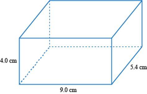 volumen de prismas y cilindros examples