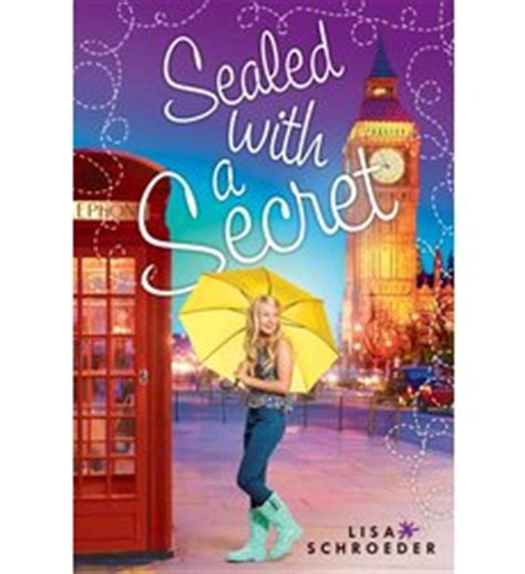 sealed with a secret by schroeder scholastic