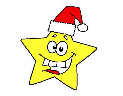 imagenes animadas de estrellas de navidad dibujo de estrella de navidad pintado por tomzayli en