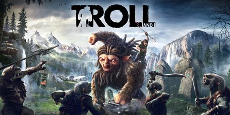 troll   nintendo switch  software games