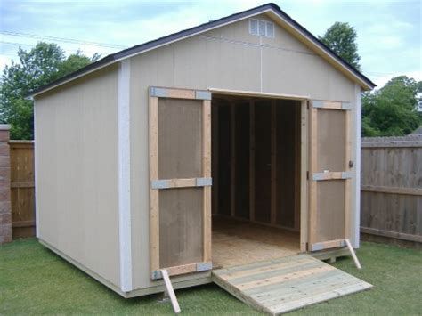 How To Build Shed Doors by How To Build A Simple Shed Door