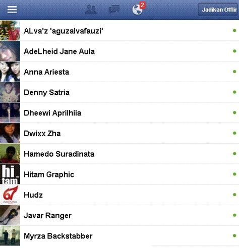 facebook themes opera mini chat facebook via opera mini via hp cybersatu