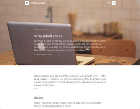 theme blog elegant 21 jekyll themes templates free blogger templates