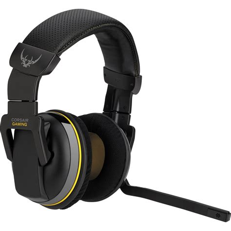 Headset Corsair corsair h2100 wireless dolby 7 1 gaming headset ca 9011127 na