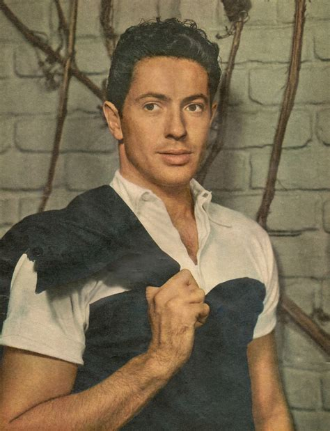 Farley Granger by Remarkably Retro Farley Granger Photo From Motion Picture