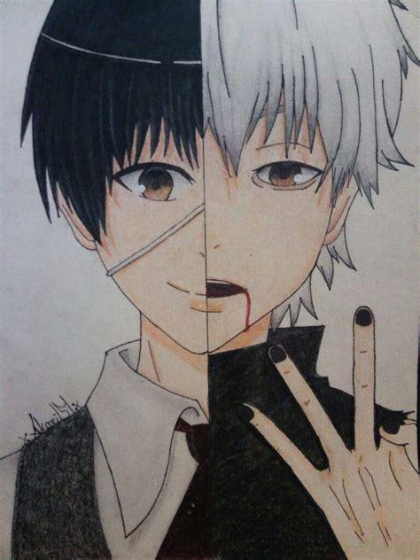 imagenes de kaneki ken llorando dibujo gif de kaneki ken y juuzou suzuya shojo y m 225 s amino