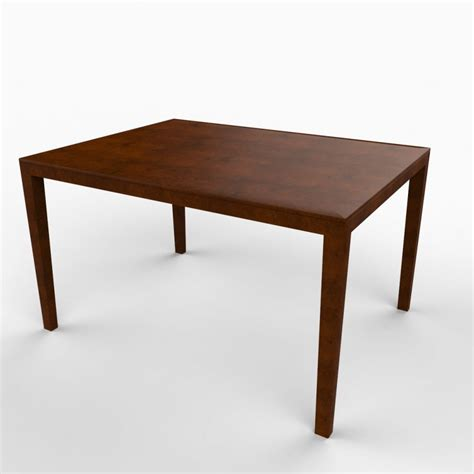 3d dining table dining table 3d model cgstudio