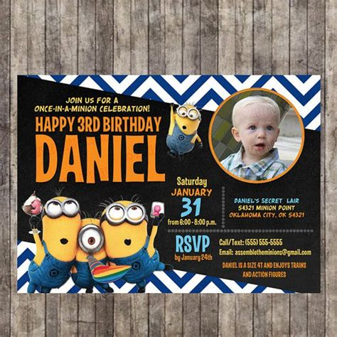 invite christmas minion 226 best images about minion birthday on