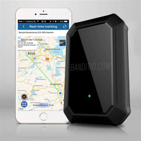 Auto Gps Tracker by Smart Auto Gps Tracker Traceer Je Voertuig Overal Op Je