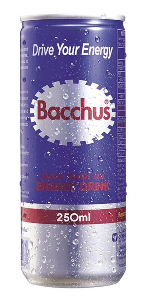 bacchus f energy drink bacchus iconic steady seller korea net the official