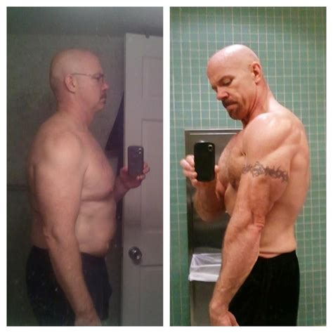 50 year old man workout lose fat and get lean