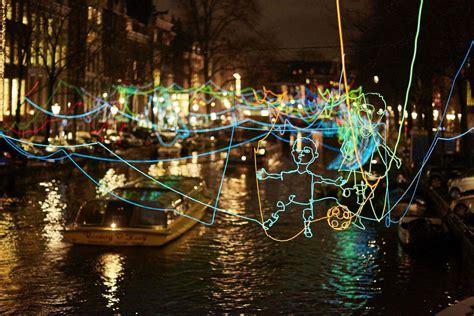 Amsterdam Light by Amsterdam Light Festival 2016 2017 Event At Amsterdam